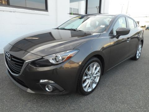 Certified Used Mazda3 s Touring