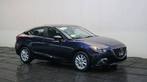 Certified Pre-Owned 2015 Mazda3 i Grand Touring