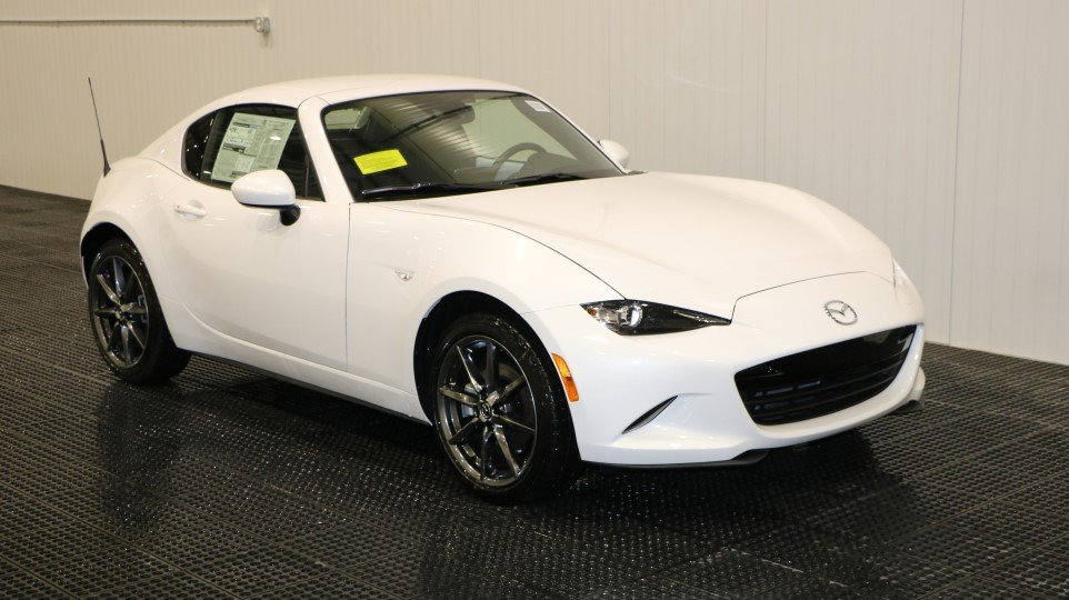 New 2017 Mazda MX 5 Miata RF Grand Touring