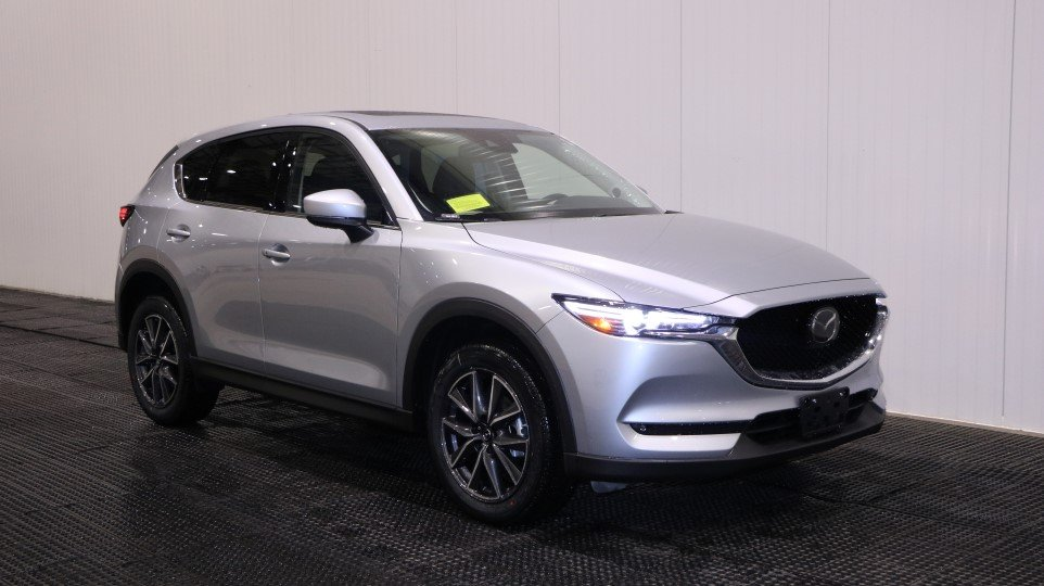 2018 Mazda CX-5 Grand Touring Nav & AWD
